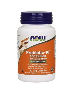 3-Pack Probiotic-10 ™ 100 Bill  PS-153  Inicio