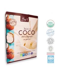 Bebida de Coco en Polvo  BIOV-005  Inicio