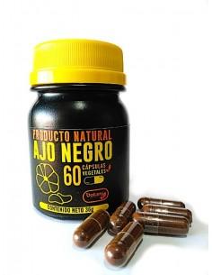 Ajo Negro Capsulas  HS-009  SUPLEMENTOS NUTRICIONALES PROFESIONALES