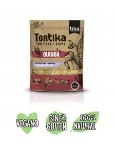 Tortika Quinoa Sesamo  REG-656  SUPERMERCADO