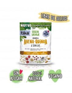Cereal Salvaje Avena/Quinoa  REG-673  SUPERMERCADO
