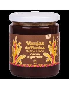 Manjar de Plantas Cacao  REG-677  Inicio