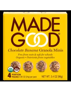 Snack Chocolate Platano  GOOD-003  Inicio