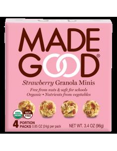 Snack Granola Frutilla  GOOD-002  Inicio