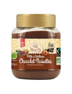 Crema Chocolate Avellana  MAM-001  SUPERMERCADO