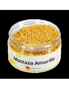 Mostaza Amarilla  SAZO-005  SUPERMERCADO
