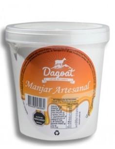 Manjar de cabra  DAGO-008  Inicio