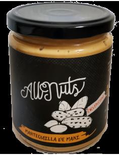 Mantequilla de Mani Crunchy  ALL-021  SUPERMERCADO