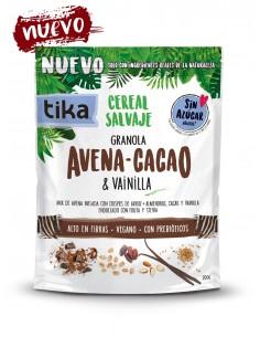 Cereal Salvaje Avena/Cacao  REG-716  SUPERMERCADO