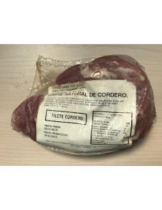Filete de Cordero  ANDES-807  CONGELADOS