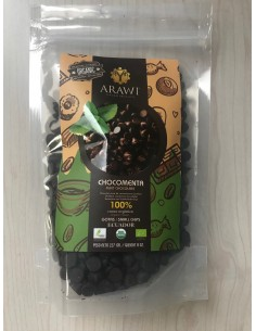 Chocolate Chips 100% Menta  ARAW-015  Inicio