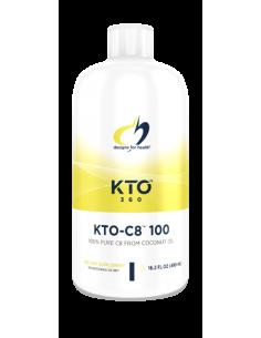 KTO-C8™ 100  DFH-902  SUPLEMENTOS NUTRICIONALES PROFESIONALES