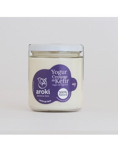 Yogurt Cremoso de Kefir  AROKI-003  DESPENSA PERECIBLES
