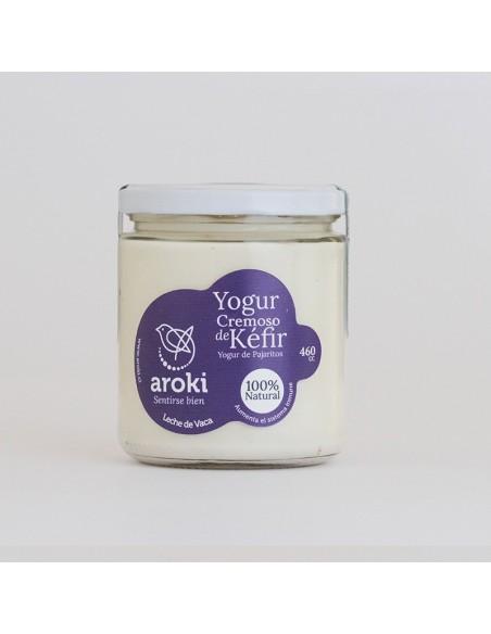 Yogurt Cremoso de Kefir