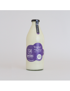 Yogurt de Kefir Leche de Vaca  AROKI-004  DESPENSA PERECIBLES
