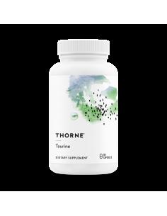 Taurina  THORNE-608  SUPLEMENTOS NUTRICIONALES PROFESIONALES
