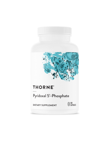 Vitamin B6 - P5P 33.8 mg  THORNE-011  Inicio