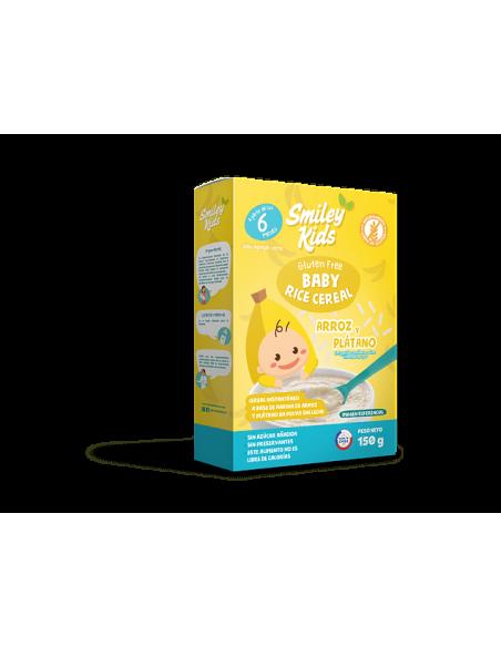 Baby Cereal de Arroz/Banana