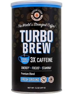 Turbo Brew 3X  NUTI-1008  SUPLEMENTOS NUTRICIONALES PROFESIONALES