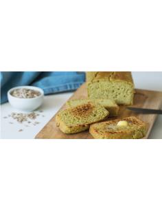 KETO Pan Almendra Maravilla  BAKE-001  Inicio