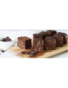 KETO Brownie Nuez  BAKE-005  Inicio