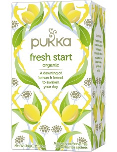 Infusion Fresh Start  PUK-039  SUPERMERCADO