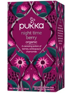 Infusion Night time Berry  PUK-040  SUPERMERCADO