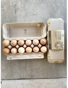 Huevos Campo 12 un  ROSEN-001  REFRIGERADOS