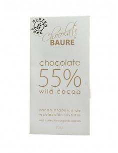 Chocolate 55%  BAURE-001  SUPERMERCADO