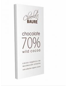 Chocolate 70%  BAURE-004  SUPERMERCADO