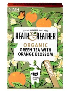 Infusion Te Verde Orange Blossom  HH-019  SUPERMERCADO