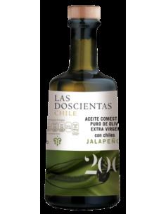 Aceite de Oliva Jalapeno  LAS200-005  SUPERMERCADO