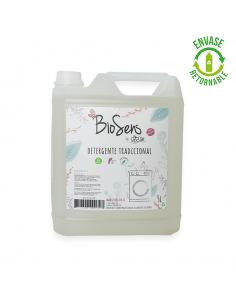 Detergente Tradicional 5 L  REG-695  BELLEZA Y HOGAR