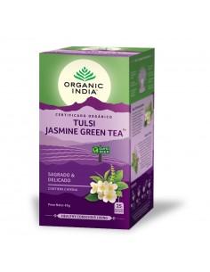 Tulsi Jasmine Green Tea  OI-015  SUPERMERCADO