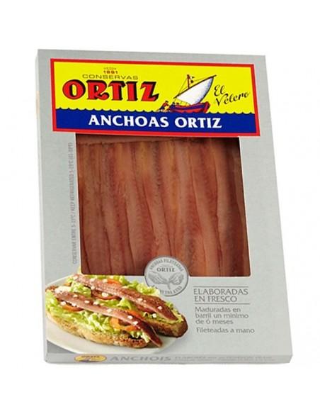 Anchoas En Oliva