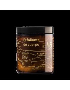Exfoliante Cuerpo Alegria  MAJEN-006  Inicio
