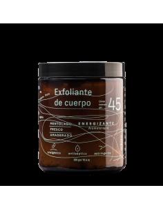 Exfoliante Cuerpo Estimulante  MAJEN-009  Inicio