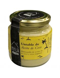 Mantequilla de Coco  PEPI-102  VEGANO