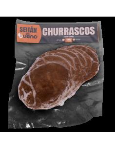 Seitan Churrasco sabor Carne  BUENO-002  VEGANO