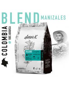 Cafe Blend Manizales  SEN-100  SUPERMERCADO