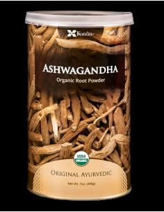 Ashwagandha  KON-001  SUPLEMENTOS NUTRICIONALES PROFESIONALES