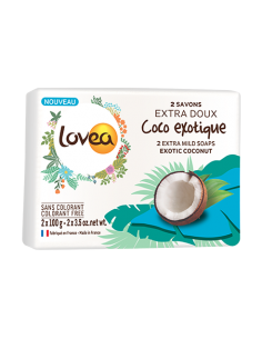 Jabón Coco Exotico  PETIT  BELLEZA Y HOGAR