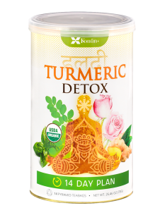 Curcuma Detox  KON-103  SUPLEMENTOS NUTRICIONALES PROFESIONALES