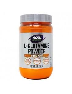 L-Glutamina  NOW  SUPLEMENTOS NUTRICIONALES PROFESIONALES