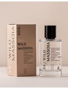 34/ Wild Massoia  ASIA-007  Inicio