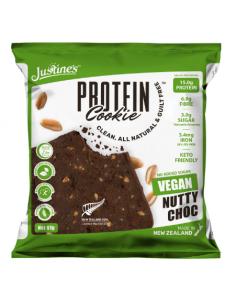Vegan Nutty Choc Protein Cookie  FD  SUPERMERCADO
