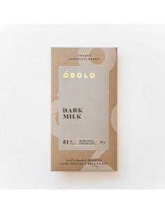 Chocolate con leche 51%  OBOLO-101  SUPERMERCADO