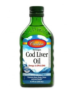 Aceite de Hígado de Bacalao  CARL-003  Aceite de Bacalao