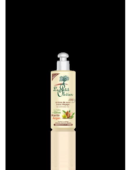 Olive/Karite/Argan Hair Cream