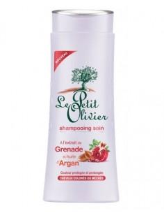 Pomegranate Argan Shampoo  PETIT-500  BELLEZA Y HOGAR